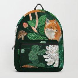Strawberry Fox Backpack