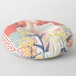 Silphium Floor Pillow