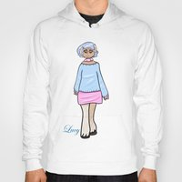 lucy Hoodies featuring Lucy by Clover