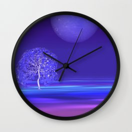 peaceful time -11- Wall Clock