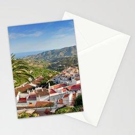Frigiliana Andalusia Costa del Sol Spain Stationery Cards