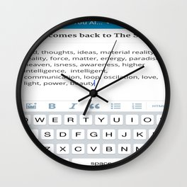 1 2 3 Go - The Source Wall Clock
