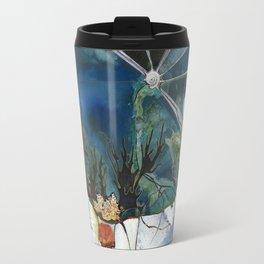 Exploration: Coral Travel Mug