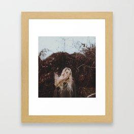 Farewell, November Framed Art Print