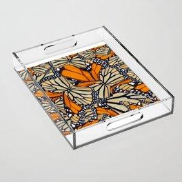 monarch Acrylic Tray