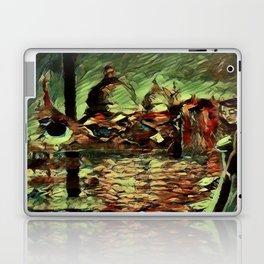Rusalka: Москва (Fall Morning) Laptop & iPad Skin