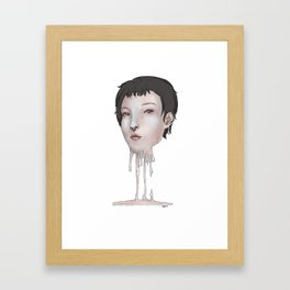 Humanitatian Issues #1 Framed Art Print