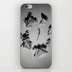 Paper Frogs Celebrate Victory over the Tyranny of Fire iPhone & iPod Skin