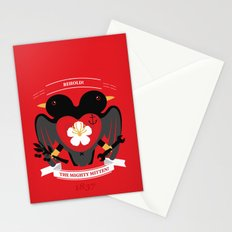 Doublebreasted Appleblossom Stationery Cards