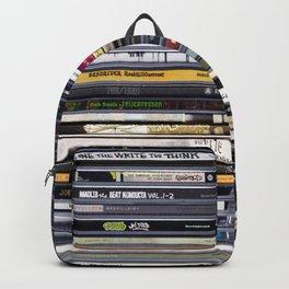 2000's Hip Hop CD Collection v2 Backpack