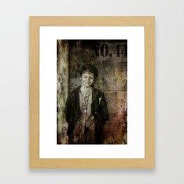 Shenanigans Framed Art Print
