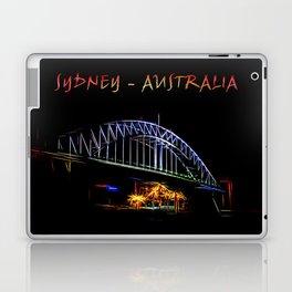 Electrified Sydney Laptop & iPad Skin