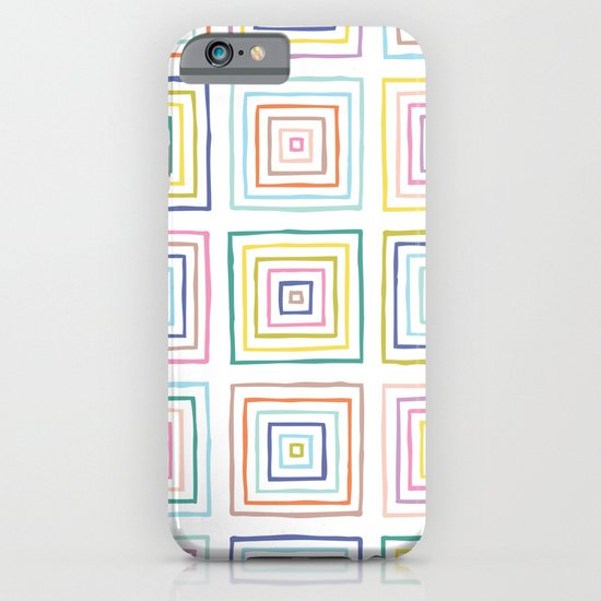Patchwork iPhone & iPod Case