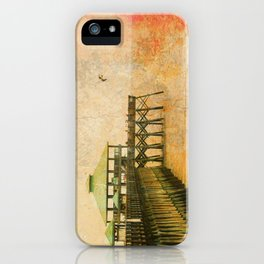 Pierfect Days iPhone Case