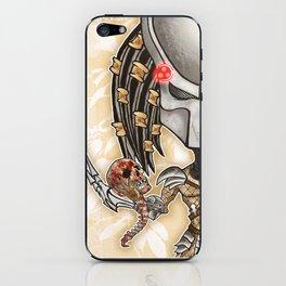 The Predator! iPhone Skin