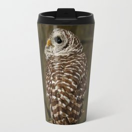 I hear the forest growing Travel Mug