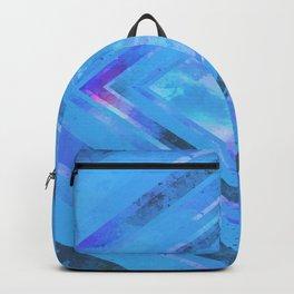 Jet Blue Backpack