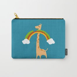 Taste of Happiness Rainbow Carry-All Pouch