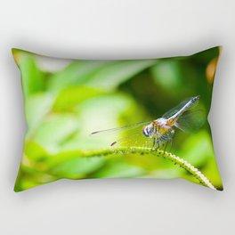 Dragonfly View Rectangular Pillow