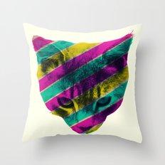 Neeeeowwffffttzzzz Throw Pillow