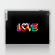IN LOVE ANYTHING GOES ! Laptop & iPad Skin