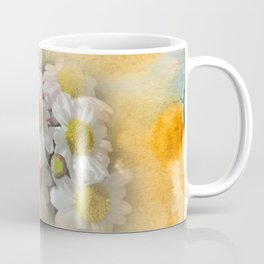 Window Curtains - Watercolour Coffee Mug