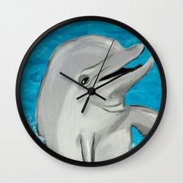 Sea Sprite Wall Clock