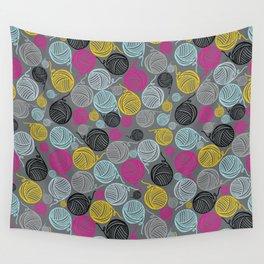 Yarn Yarn Yarn Yarn Yarn Wall Tapestry