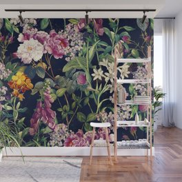 Midnight Forest VII Wall Mural