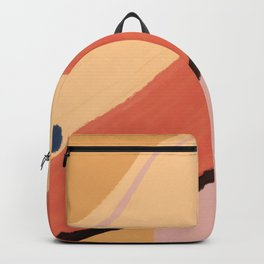 Warm waves Backpack