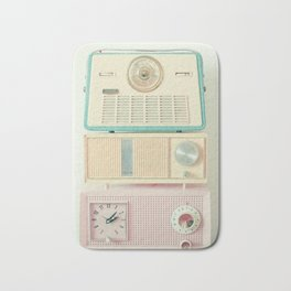 Radio Stations Bath Mat