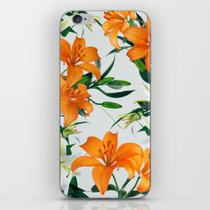 Glorious Lilies iPhone & iPod Skin