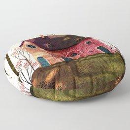 piece Floor Pillow