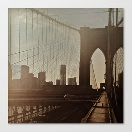 Brooklyn 2 Canvas Print