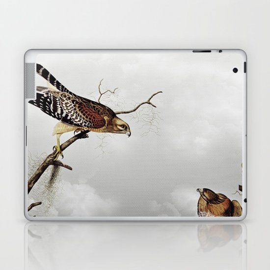 third beat III Laptop & iPad Skin