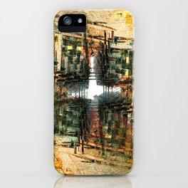 Third Margin iPhone Case