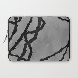 Thorns (Grey) Laptop Sleeve