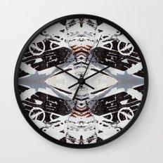Metria 7 (Symmetria) Wall Clock