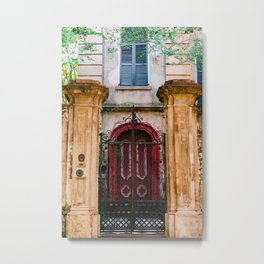 Charleston Architecture XX Metal Print