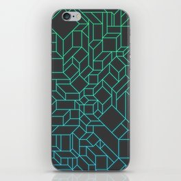 Cubizms v2 iPhone Skin