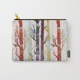 Color Forest Carry-All Pouch