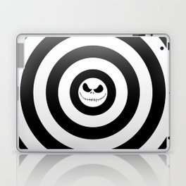 Jack Skellington Nightmare Before Christmas Laptop & iPad Skin