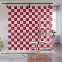 Red and White Check by lovelylifestyle
