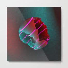 #Chewy #Anaglyph - 20151216 Metal Print
