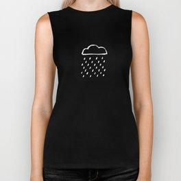 Lluvia black version Biker Tank