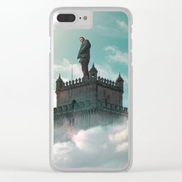 Weather Forecastle Clear iPhone Case