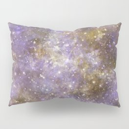 Web Nebula Pillow Sham
