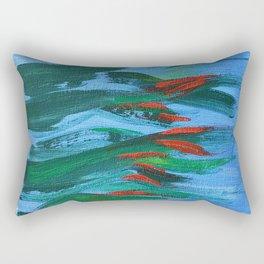 Into the Sea! Rectangular Pillow