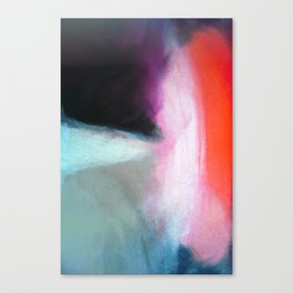 The Stirring Canvas Print