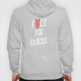 FUC Cancer T-Shirt Hoody